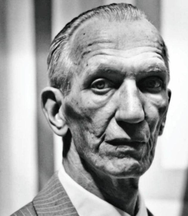 Jan Karski alla fine degli anni ottanta