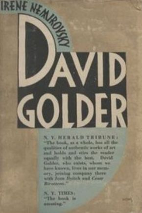 David Golder 2