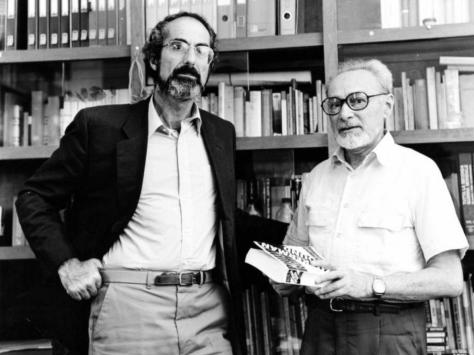 Primo Levi e Philip Roth