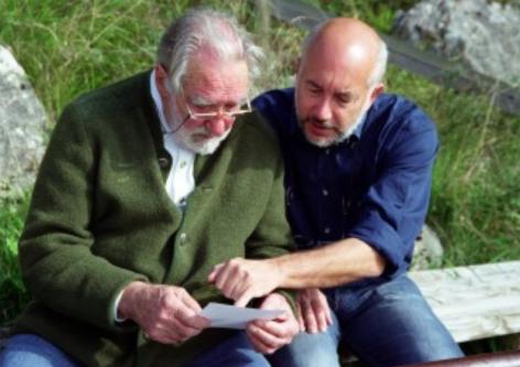 Mario Rigoni Stern e Davide Ferrario