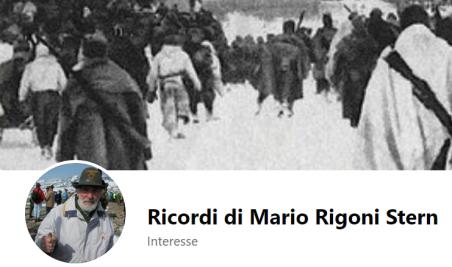 Ricordi di Mario Rigoni Stern