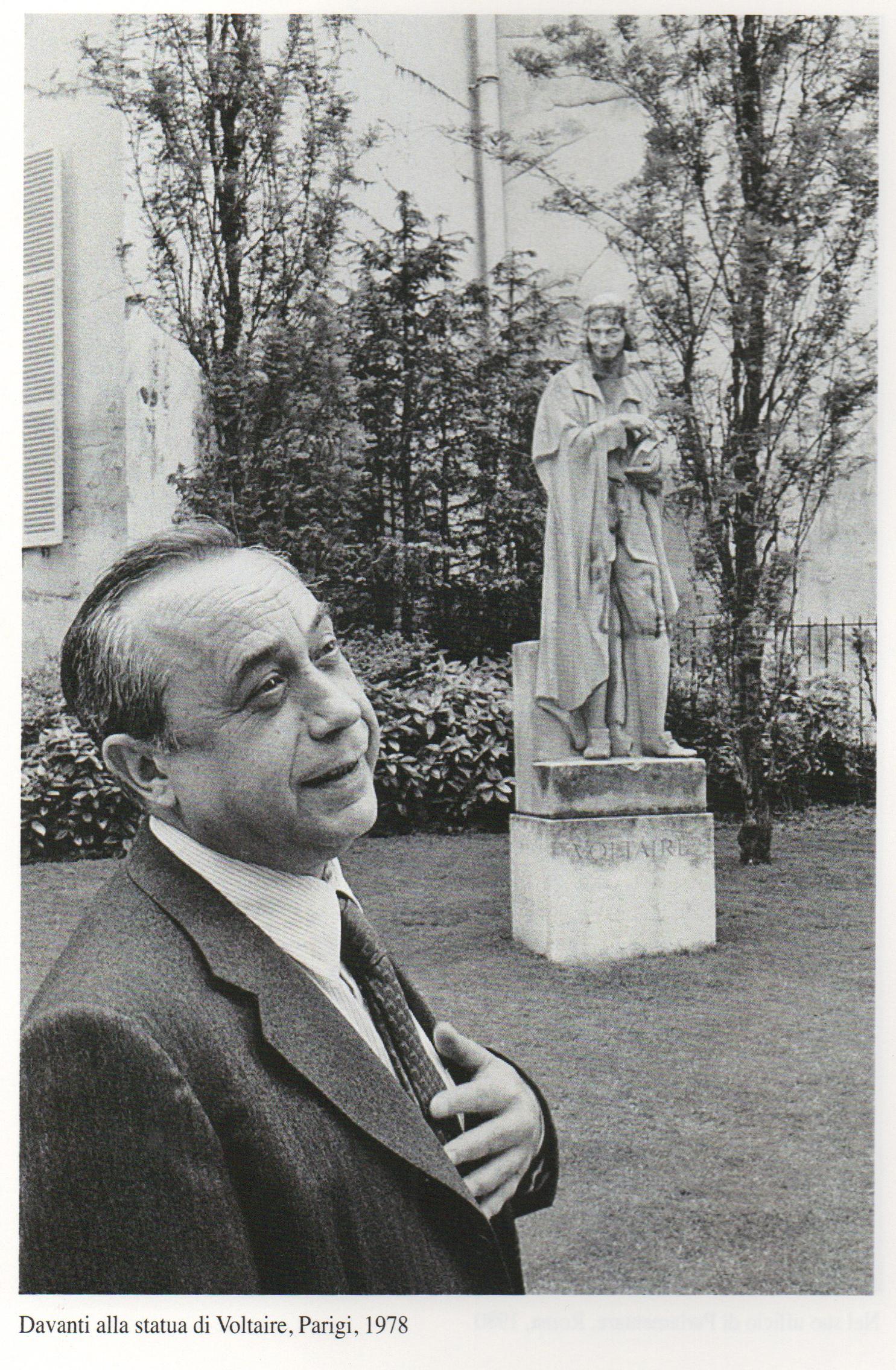 Sciascia e Voltaire