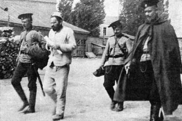 Beilis in prigione (1913)